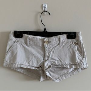 💚5 for 20$💚 Abercrombie Kids Khaki Shorts